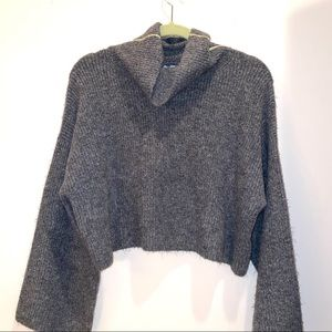 Top shop relaxed turtle neck sweater